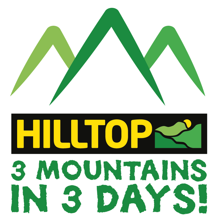 Hilltop's Challenge for Nelson's Journey Three Mountains in 3 Days!